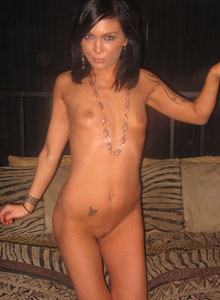 Watch As Deja Strips Out Of Her Bra And Panties - Picture 9