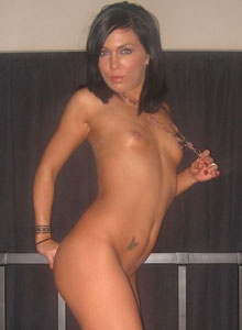 Watch As Deja Strips Out Of Her Bra And Panties - Picture 11